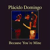 Because You're Mine de Placido Domingo