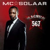 Magnum 567   (Pack contenant 3 albums de MC Solaar : Cinquième As, Mach 6 et Chapitre 7) de MC Solaar