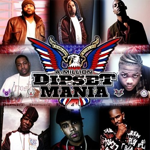 Dipset Mania, Vol.4 by Various Artists