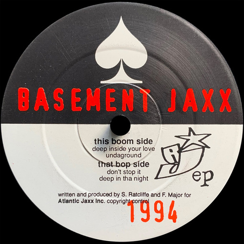 EP1 by Basement Jaxx
