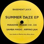 Summer Daze EP by Basement Jaxx