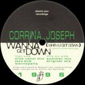 Wanna Get Down by Corrina Joseph