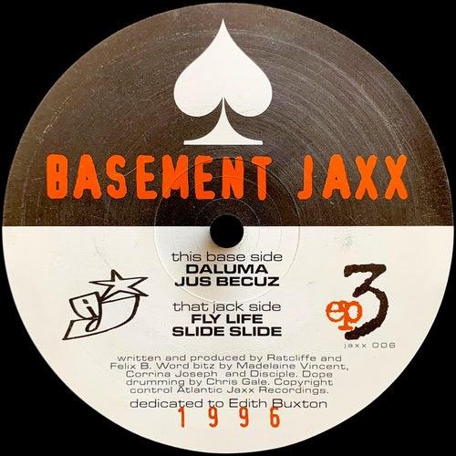 EP3 by Basement Jaxx