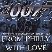 From Philly With Love de University of Pennsylvania Shabbatones
