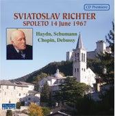 Richter in Spoleto by Sviatoslav Richter