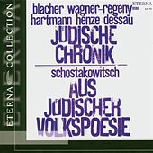 Shostakovich: From Jewish Folk Poetry von Various Artists