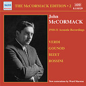 Mccormack, John: Mccormack Edition, Vol. 2: The Acoustic Recordings (1910-1911) by Various Artists