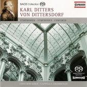 Dittersdorf, C.D. Von: Harp Concerto in A Major / La Prise De La Bastille / Die 4 Weltalter by Various Artists