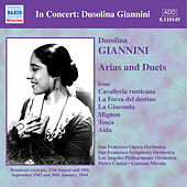 Giannini, Dusolina: Arias and Duets (1943-1944) de Various Artists