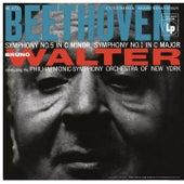 Beethoven: Symphonies 1 & 5 (Remastered) de Bruno Walter