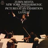 Mussorgsky: Pictures at an Exhibition - Ravel: La Valse, M. 72 di Zubin Mehta