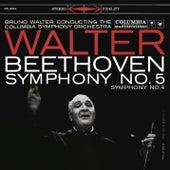 Beethoven: Symphonies Nos 4 & 5 (Remastered) de Bruno Walter