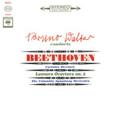 Beethoven: Coriolan Overture & Leonare Overture No. 2 by Bruno Walter