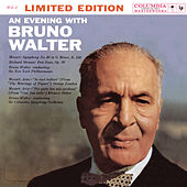 An Evening with Bruno Walter - with Commentary by Bruno Walter by Bruno Walter