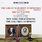 Schubert: Symphonies Nos. 5, 8 & 9 (Remastered) by Bruno Walter