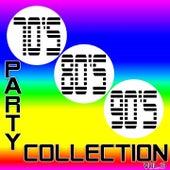 70's, 80's, 90's party, collection 3 by Den Harrow, Datura, Delegation, DJ Space'c, Pinko, Ken Laszlo, Righeira, Radiorama