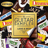 Guitar Sampler - Licks & Beds by Chieli Minucci