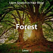 Learn Spanish in Your Sleep: Forest (Level 1) by The Earbookers