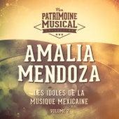 Les idoles de la musique mexicaine : Amalia Mendoza, Vol. 2 de Amalia Mendoza
