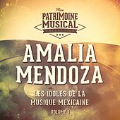Les idoles de la musique mexicaine : Amalia Mendoza, Vol. 1 by Amalia Mendoza