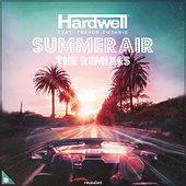 Summer Air (The Remixes) van Hardwell