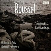 Roussel: Bacchus et Ariane Suites Nos. 1 and 2 / Symphony No. 2 by Christoph Eschenbach