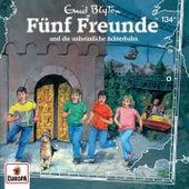 134/und die unheimliche Achterbahn von Fünf Freunde