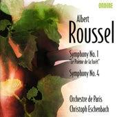 Roussel: Symphonies Nos. 1 and 4 von Christoph Eschenbach