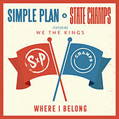 Where I Belong (feat. We The Kings) von Simple Plan