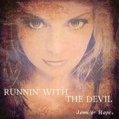 Runnin' With the Devil de Jennifer Hope
