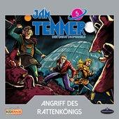 Der neue Superheld - Folge 5: Angriff des Rattenkönigs von Jan Tenner