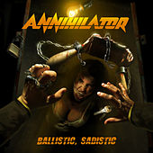 I Am Warfare de Annihilator
