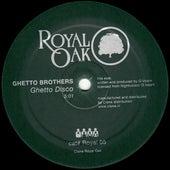 Ghetto Disco / Ghetto Blues de Ghetto Brothers