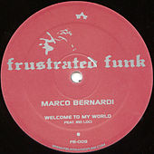 Welcome to my World by Marco Bernardi