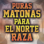 Puras Matonas Para El  Norte Raza de Various Artists