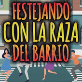 Festejando Con La Raza Del Barrio by Various Artists