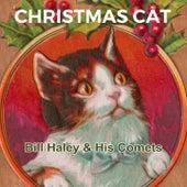 Christmas Cat by Vikki Carr