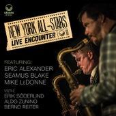 Live Encounter von The New York Allstars