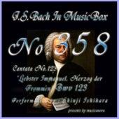 J.S.Bach: Liebster Immanuel, Herzog der Frommen, BWV 123 (Musical Box) de Shinji Ishihara