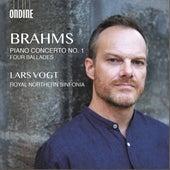 Brahms: Piano Concerto No. 1, Op. 15 & 4 Ballades, Op. 10 de Lars Vogt