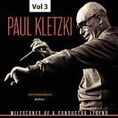 Milestones of a Conductor Legend: Paul Kletzki, Vol. 3 (Live) by Orchestre National de France