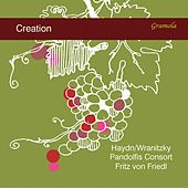 Haydn: The Creation, Hob. XXI:2 (Excerpts Arr. A. Wranitzky for Narrator & String Quintet) de Pandolfis Consort
