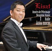Liszt: Ave Maria d'Arcadelt, S. 183 No. 2 & Années de pèlerinage II, S. 161 by Akira Eguchi