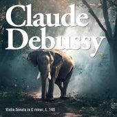 Violin sonata in g minor, L. 140 by Claude Debussy