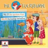 014/Fall 27: Der sportliche Fisch / Fall 28: Die krautige Vertopfung by Die Fuchsbande