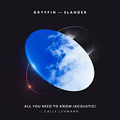 All You Need To Know (Acoustic) by Gryffin