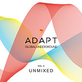 Global Underground: Adapt #3 (Umixed) von Various Artists
