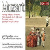 Mozart: Works van National Symphony Orchestra