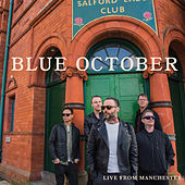 Live from Manchester by Blue October