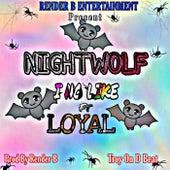 I No Like von Nightwolf